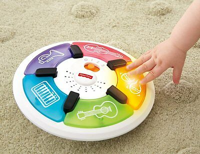 Fisher-Price - Jouet musical - Mon Piano Tout Rond neuf