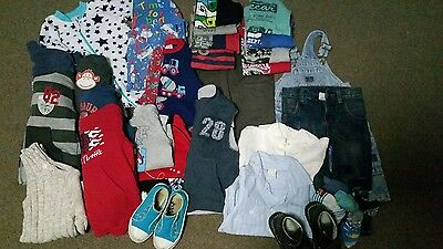 Boys clothing size 2 Winter bundle inc Target, Seed, Cotton On, Pumpkin Patch