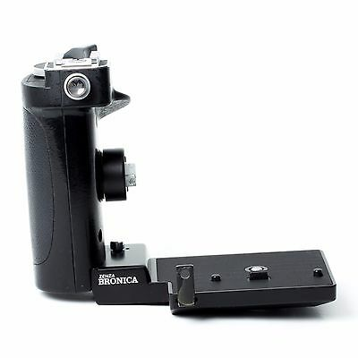 Zenza Bronica Speed Grip S for SQ-Ai SQ-A SQ-B Hand Winder & Flash Holder