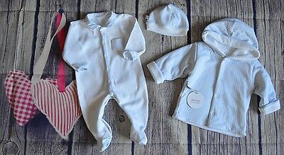 New & Used Absorba Baby Boys Designer Clothes Bundle Jacket Coverall Suit Hat