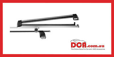 Thule Universal Flat top 92725 6 Ski Carrier or 4 Snow Board