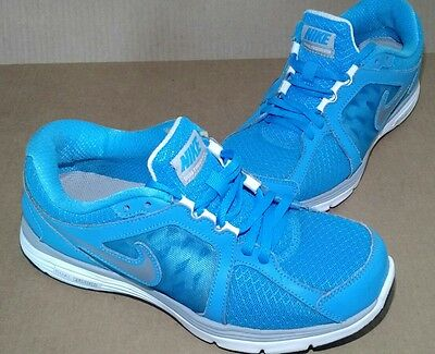 Nike Dual Fusion Run  Running Shoes BLUE 525752 400 WOMENS SIZE 8