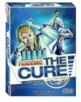 Pandemic: The Cure    - Board Game New
