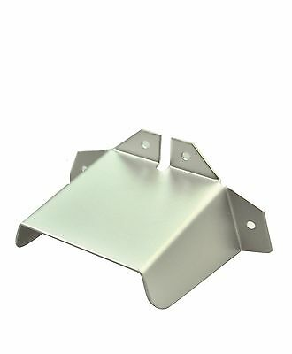 TRANSDUCER COVER LARGE SPRAY DEFLECTOR  135mm Length