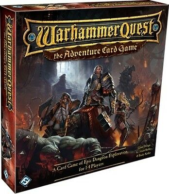 Warhammer Quest: The Adventure Card Game   Fantasy Flight Games - Board Game New