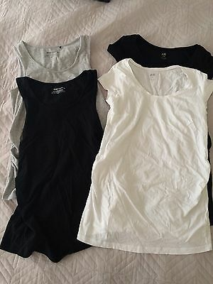 5 Maternity Tops - Target And H&M