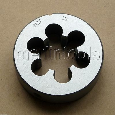 New 27mm x 1Metric left hand Thread Die M27 x 1.0mm Pitch CAPT2012