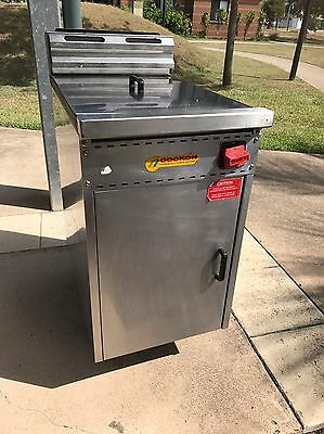 Cook On Commercial Gas Deep fryer