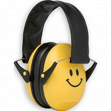 New Alpine Muffy Ear Muffs for Kids - Yellow Smile