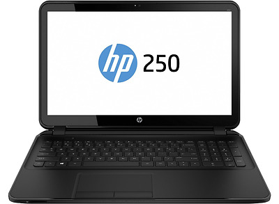 "HP 250 G5 Intel Core i3-5005U 2.0GHz 4GB 500GB HDD 15.6"" Laptop Win10 home 64bit"