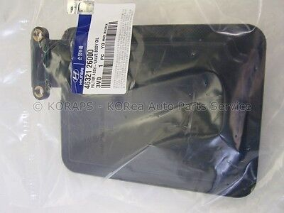 replacement parts genuine hyundai 46321-22731 valve body oil filter assembly
