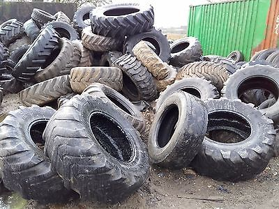 Tyre Fitness Gym Strongman 70-190KG MMA Training Crossfit Workout Boxing Rugby