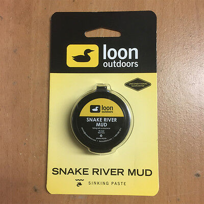 Loon Snake River Mud Sinkant - Fly Fishing