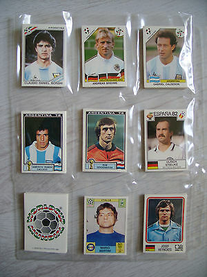 Panini World Cup Story 1990, kompletter Satz ( 1 - 228 ), top !!!
