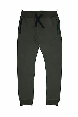 Fox Green / Black Joggers Carp Fishing Jogging Trousers Bottoms