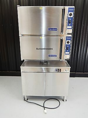 Cleveland Gas Commercial Steamer Commercial Oven Cooking Convection Oven