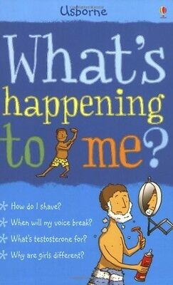 What's Happening To Me? Growing Up for Boys - Book by Alex Frith (Paperback)
