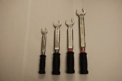 Tohnichi Open End Spanner Torque Wrench Wrenches (Set Of 4) - See Sizes Below!
