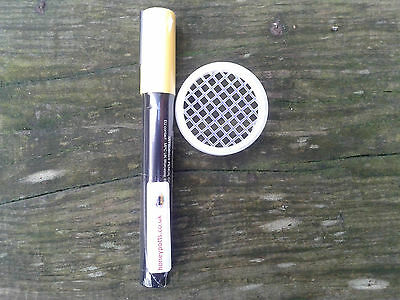 Yellow Queen Marking Pen with Press-In Cage