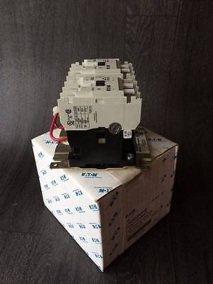 Eaton CN35DN4AB 30A, 4P Electrically Held Lighting Magnetic, Contactor