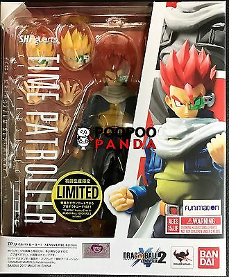 Bandai S.H.Figuarts Limited TP Time Patroller XenoVerse Edition IN STOCK USA