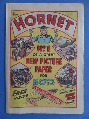 The Hornet # 1 September 14Th 1963 Rare Nice!