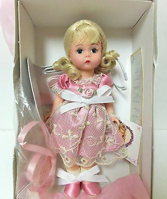 """Madame Alexander 8"""" Collectible Doll I'll Love You Forever # 25025 Rare MIB"""