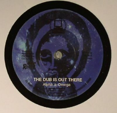 """ALPHA & OMEGA - The Dub Is Out There - Vinyl (7"""")"""