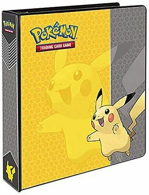 Pokemon: Pikachu 2-Inch Binder - 3 Ring Album Card Collection NEW