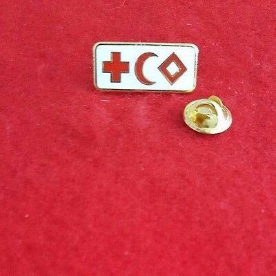 2006, New International Symbol pin from the American Red Cross