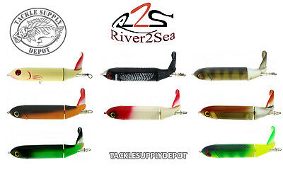 River2Sea Whopper Plopper Topwater Prop Bait 190 7.5in 2 3/4oz - Pick