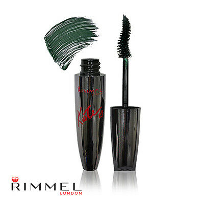 Rimmel Scandaleyes Kate Mascara By Kate Moss 12ml Eye Rock Emerald