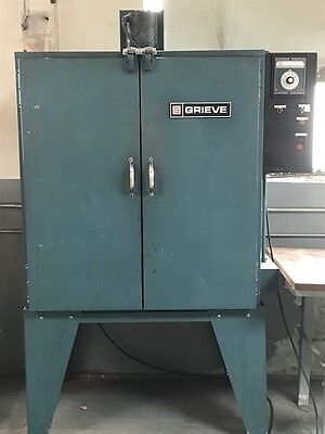 Grieve Large Capacity Bench Oven with Stand