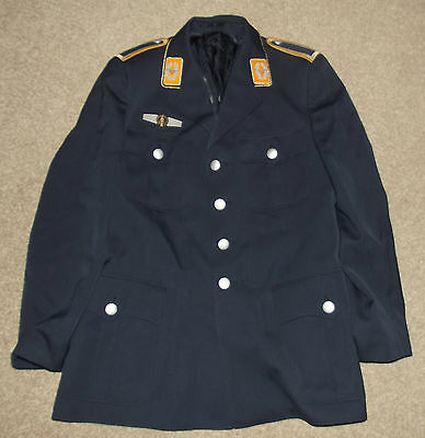 Superb German Luftwaffe Officers Tunic - Post War- Fully Badged