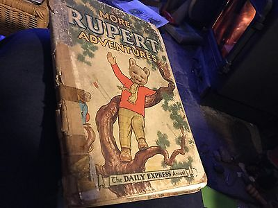 Rupert Annual 1952 bad condition