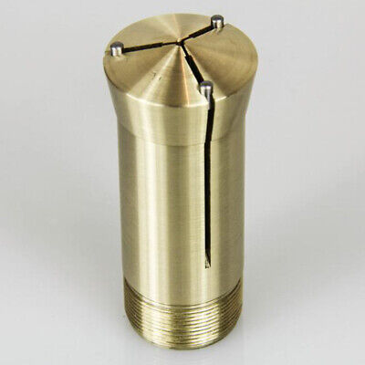 "High Precision 5C Emergency Brass Collet 1/16"" (.0625) Lathe Milling Holder"