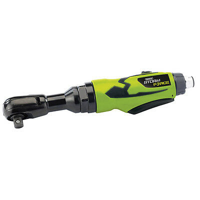 """Draper 38602 Storm Force Air Ratchet with Composite Body 3/8"""" Drive"""