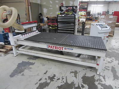 Fmt - Freedom Machine Tool, Patriot 3 Axis 4' X 8' Cnc Router Bundle Deal