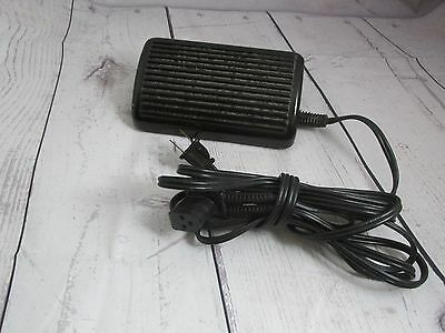 Singer Foot Pedal CR309-B 979314-031 Sewing Machine Foot Pedal Controller Used