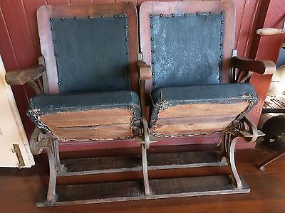 Vintage Sadler Cinema Seat