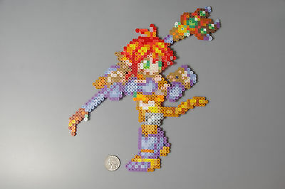 Katt Breath of Fire 2 Capcom Perler Beads