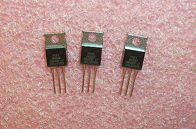 Qty (10) Pbyr2045Ct Philips To-220 45V 20A Schottky Barrier Diodes Mbr2045 Type