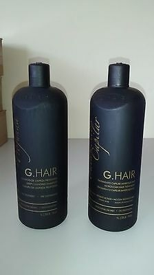 Moroccan Brazilian Keratin Inoar GHair Treatment & Shampoo or Only Treatment.