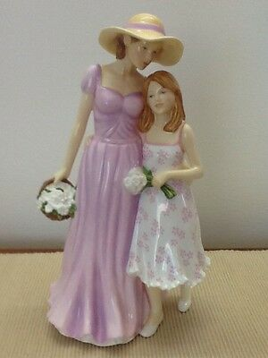 """Royal Doulton Figurine """"TOGETHERNESS""""-The Perfect Gift"""