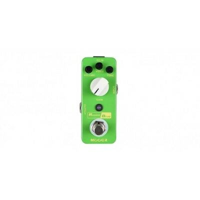 MOOER RUMBLE DRIVE - Overdrive Pedal - Pedale Effetto Overdrive Analogico