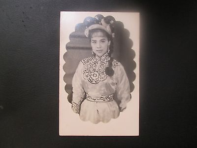 吳君麗 NG KWUN NAI HONG KONG ACTRESS PHOTOGRAPH 1950s MOVIE STAR CHINESE