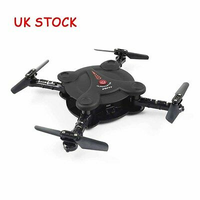 FQ777 FQ17W WIFI FPV Foldable Pocket Drone With 0.3MP Camera RC Quacopter RTF