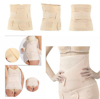 Postpartum Belly Belt Maternity C Section Support Pregnancy Wrap Band Postnatal