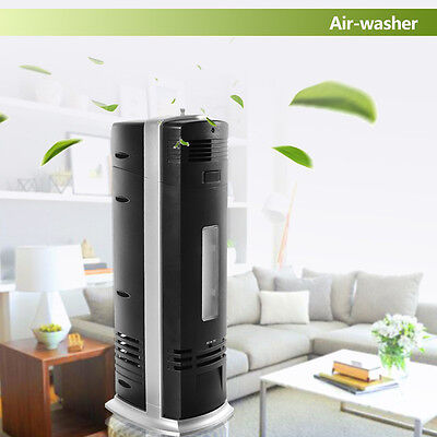Fresh Air Purifier Carbon Filter Ionic Ionizers Bedroom Breathe Cleaner UK ship