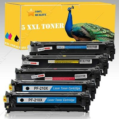 1-10 DS Toner alternative für HP Laserjet Pro 200 color M276n CF210A-213A ER19
